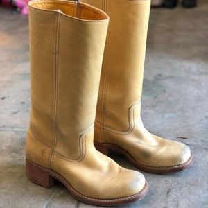 Frye campus boot tall